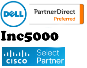 Dell Direct and Cisco Select Partner